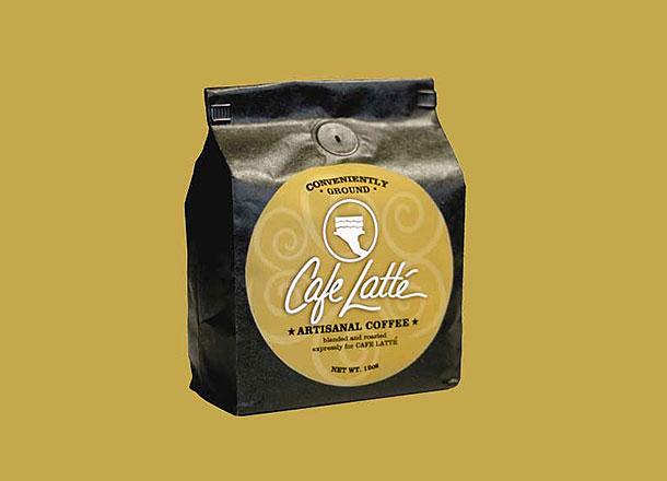 Organic Café Latte Blend