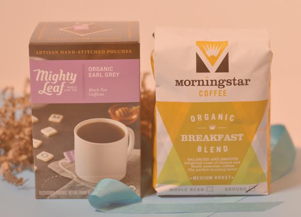Coffee and Tea Gift Set