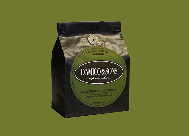D'Amico and Sons Café