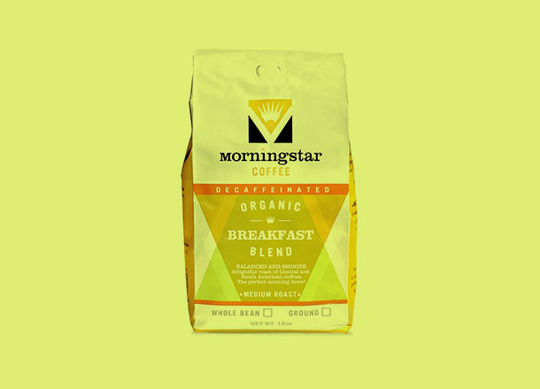 Organic Breakfast Blend DECAF