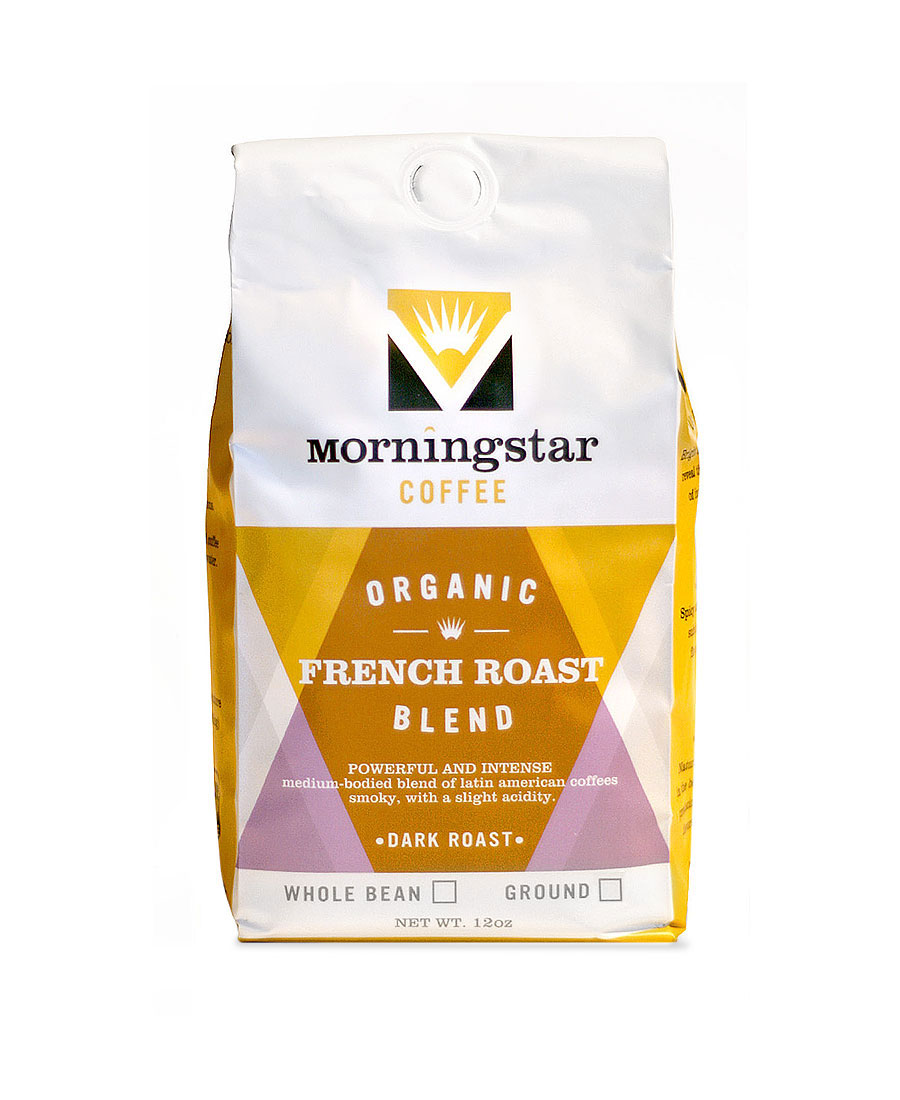 Organic French Roast Blend