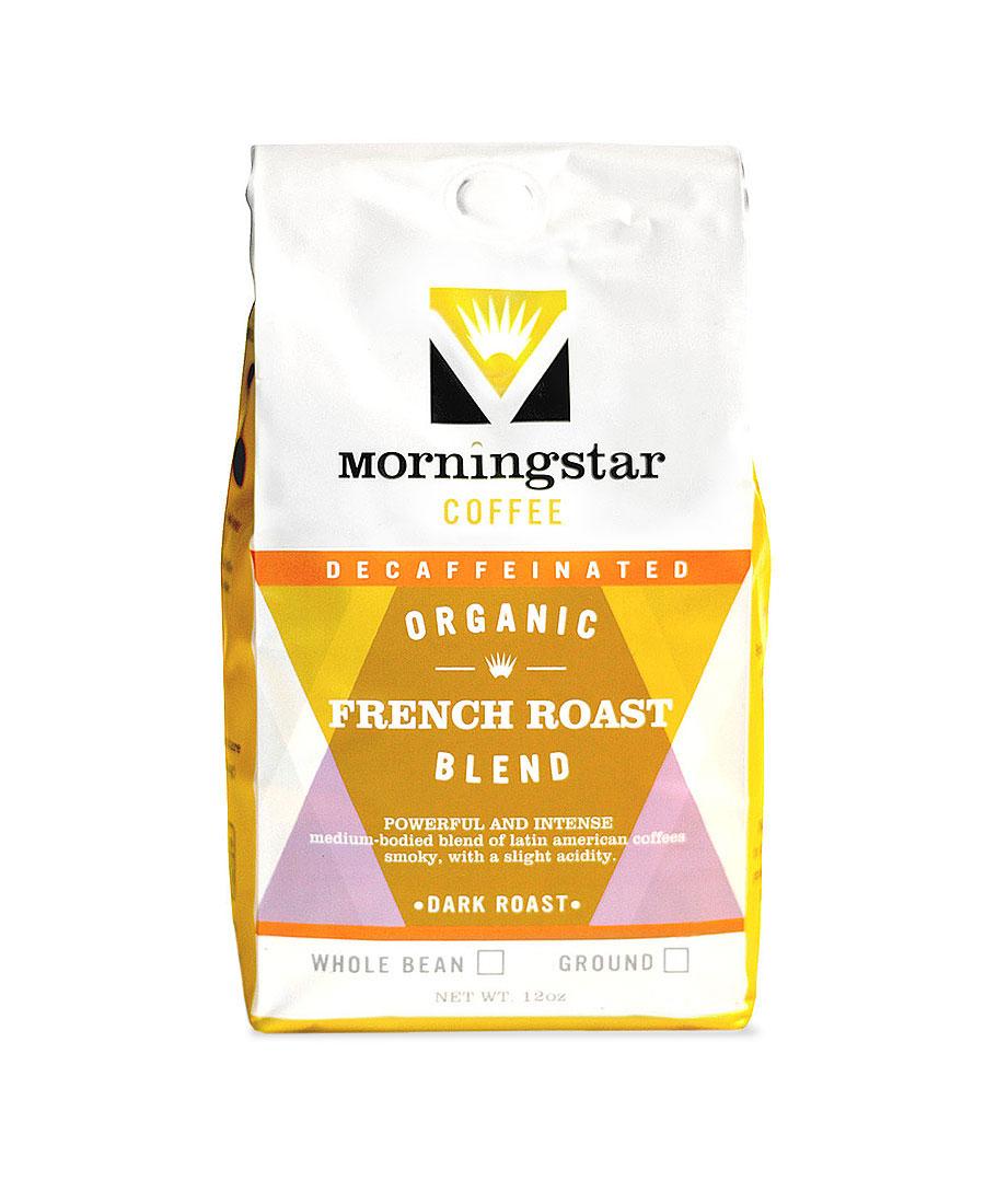 Organic French Roast DECAF