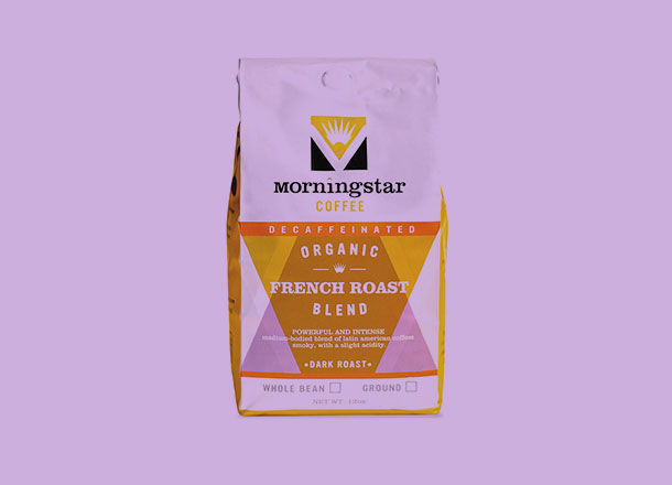 Organic French Roast DECAF