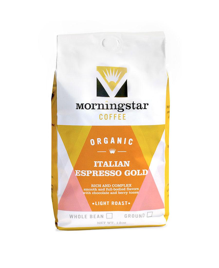 Organic Italian Expresso Gold