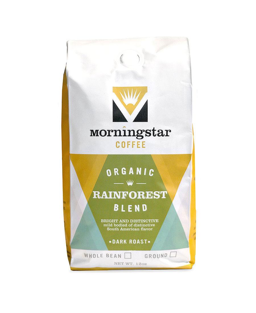 Organic Rainforest Blend